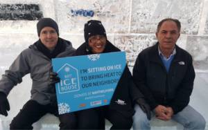 WGLFCU is freezing for a cause!