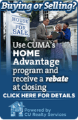 CUMAS Home Advantage Mortgage